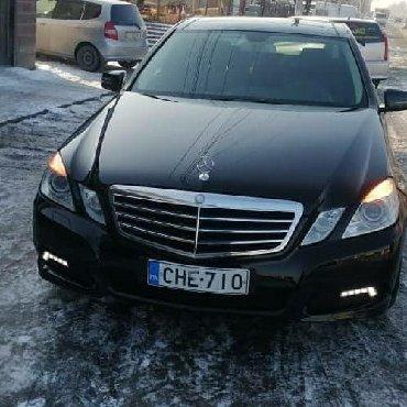 Mercedes-Benz в Кыргызстан: Mercedes-Benz E 220 2.2 л. 2009 | 1 км