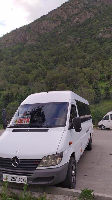Авто услуги - Кок-Ой: | По городу, Иссык-Куль, Чолпон-Ата Бус | 20 мест