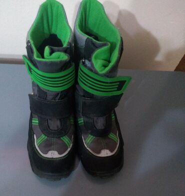 Dečije Cipele i Čizme - Sjenica: Vodootporna cizme za decake,38
