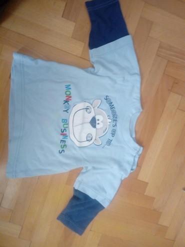 Majica za decake U broju 75 za 12 meseci - Pozarevac