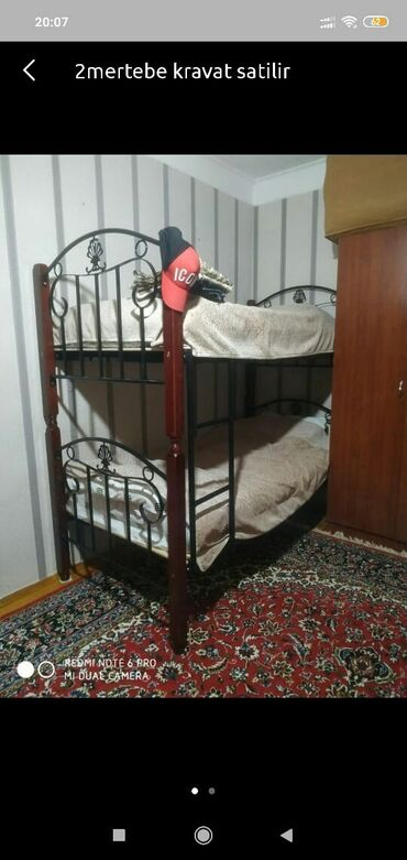 детские высокие кеды в Азербайджан: Детские кровати
