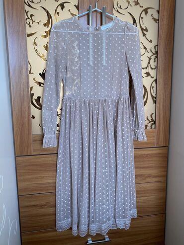Очень красивое платье с подкладом