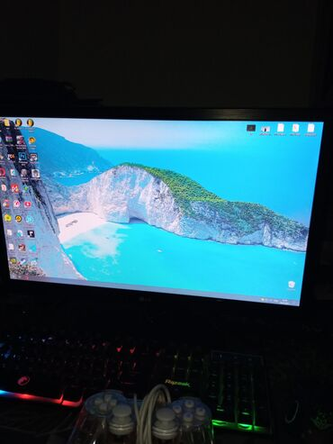 Электроника - Бактуу-Долоноту: Продаю Игровой Компютер 1155 soccetг.Чолпон-атаМатеринская