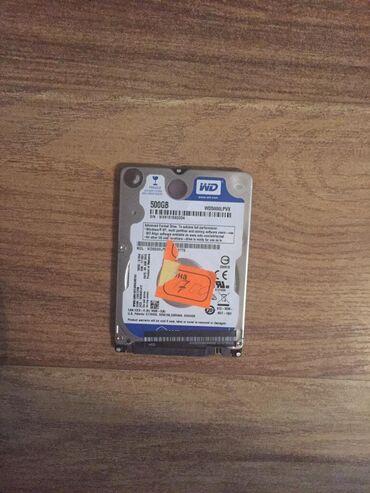 Продается жесткий диск WD 500GB WD500LPVX
