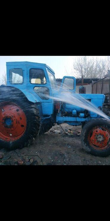 прицепы в Кыргызстан: Куф.прицеп.трактор сатылат кок трактор шайманы бар баасы келишим тур