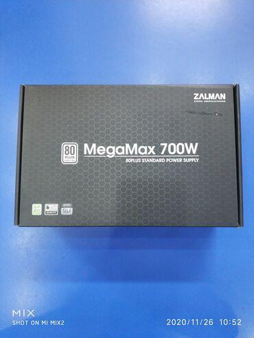 блок питания для сигнализации в Азербайджан: БЛОК ПИТАНИЯ: MegaMax 600W - 167 AZN  MegaMax 700W - 187 AZN