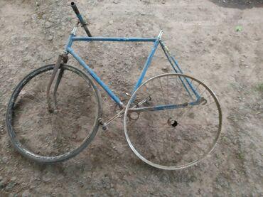 Спорт и хобби - Садовое (ГЭС-3): Продаю советский велосипед Урал как есть 1000 сом