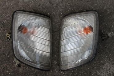 Куплю на Мерседес W124 белые ТОЛЬКО оригинальные поворотники hella или