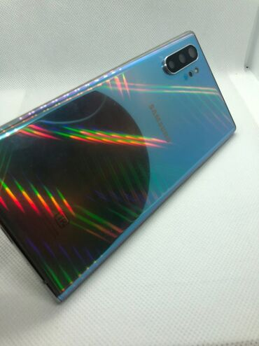 Samsung galaxy note - Азербайджан: Samsung galaxy note 10 plus 256gb teze kimidi. 5ayin telefonudu 1200 e