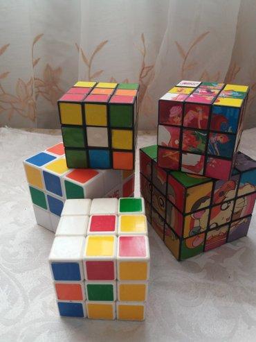 Кубик рубик. в Лебединовка