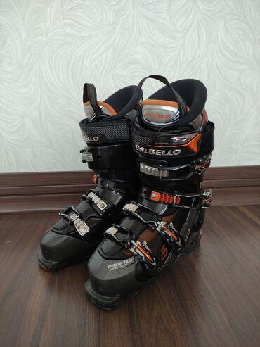 bosonozhki kozha 41 в Кыргызстан: Горнолыжные ботинки Dalbello Axion series X5. Жесткость 75-85
