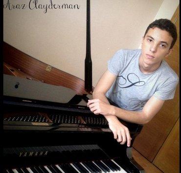 Bakı şəhərində Pianist sifariş ile