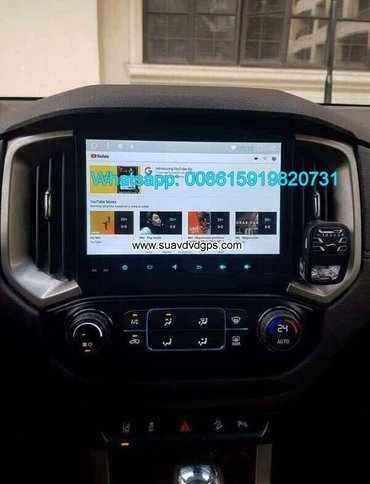 Holden Colorado 2017 2018 radio android GPS navigation camera in Kathmandu - photo 3