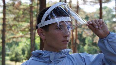 ️️️Защитные лицевые щитки для индивидуальной защиты️️️  Защитные щитки