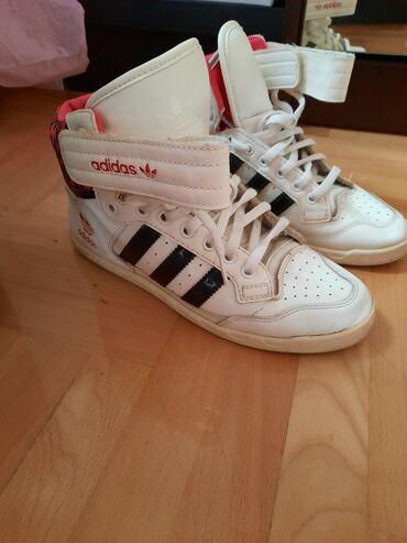 Adidas patike - Srbija: Adidas patike u nosivom stanju