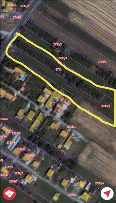 Nekretnine - Srbija: Sale of land plots 97 ares Vlasnik