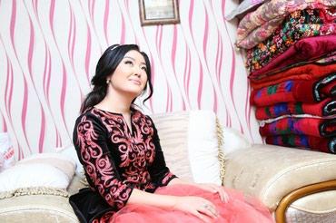 Продаю платье от Айпери Обозовой. в Бишкек