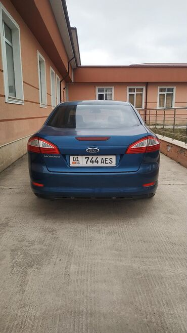 Ford Mondeo 2.3 л. 2008 | 190000 км