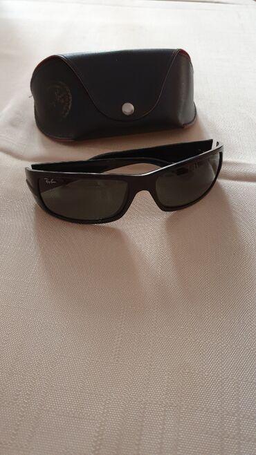 Αυθεντικά ανδρικά γυαλιά ηλίου ray-ban  Πολύ καλή κατάσταση