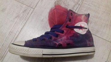 Ženska patike i atletske cipele | Kragujevac: Starke chuck taylor original,kupljene u N sportu obuvene par puta,kao