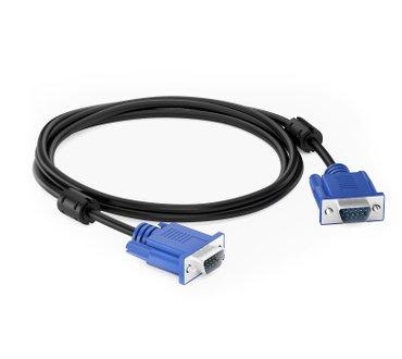 Продаю кабеля VGA (2 шт), DVi (2 шт), питания в Ош
