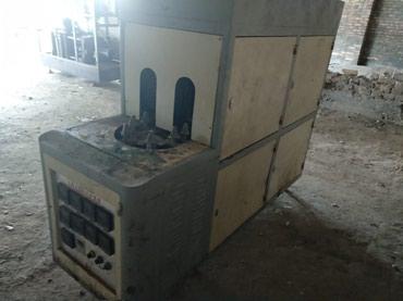 тены для сауны в Кыргызстан: Выдувной опарат сатылат.1.5 литр.3 литр.5 литр калыптары менен