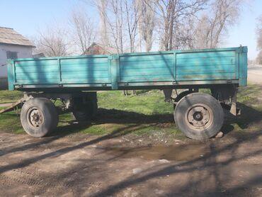 Транспорт - Кыргызстан: Продается луганский прицеп.состояние отличное.зиловский