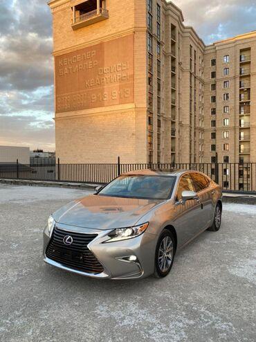 Lexus в Кыргызстан: Lexus ES 2.5 л. 2016   71000 км