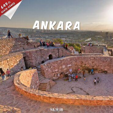 виза на шри ланку в Азербайджан: Bakı - Ankara (Gediş - Dönüş) aviabiletlərinə endirim aksiyası davam