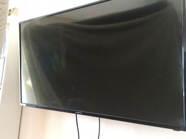 Alpha smart TV with controller. Great condition, has wi-fi built-in