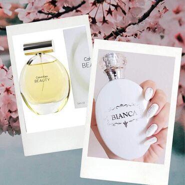 Bianco - Srbija: Farmasi Bianca = Calvin Klein Beauty Mirisne note: Jasmin, ljiljan