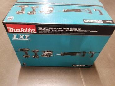 Kəlbəcər şəhərində Makita 18V LXT 3.0 Ah Cordless Lithium-Ion