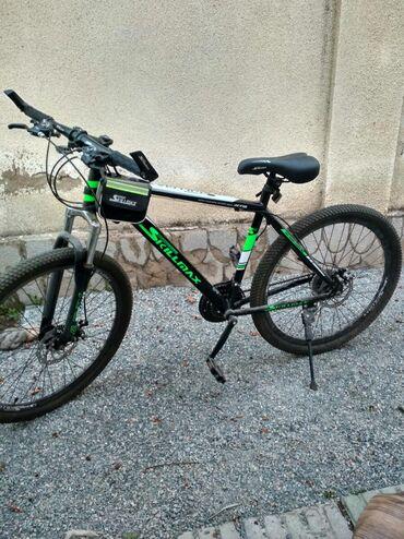 Продается спортивный горный велосипед