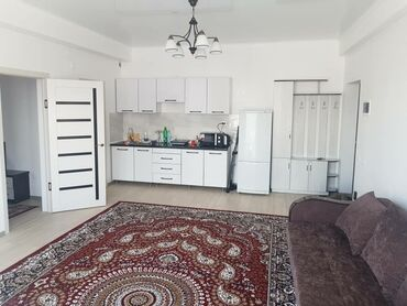 цо париж в Кыргызстан: Продается квартира: 2 комнаты, 50 кв. м
