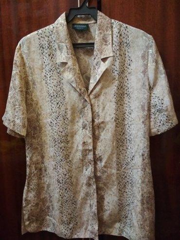 Блузка женская новая с германии. размер 46-48. цена 300 сом