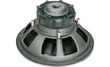 g-динамики в Кыргызстан: Продаю сабвуфер Kicker CVR 124. 2 катушки по 4Ом. Отличный баcовый саб