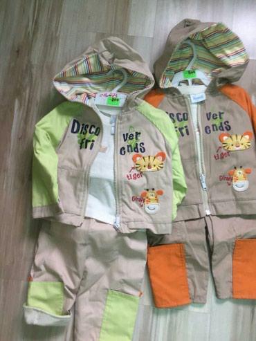 Продаю детскую одежду новую от 2 лет до 10лет в Бишкек