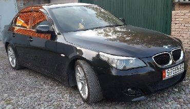 авто ру шины бу в Кыргызстан: BMW 5 series 2003