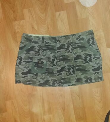 Military pantalone - Srbija: Military suknja  Denim Co. L-XL