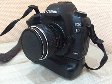 Canon eos 5d mark 2 в Бишкек