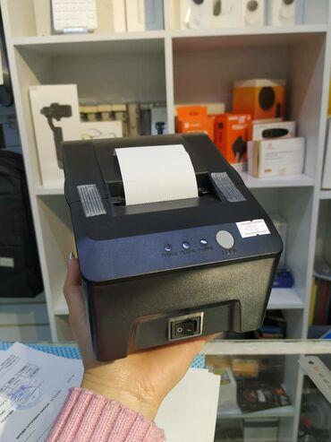 Новый Чековый принтер ширина 58 мм. Usb. Подходит R-keeper,1C, и т.д
