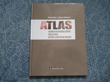 Naslov: Atlas dermatoveneroloških oboljenja muške genitalne regije - Belgrade