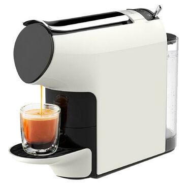 гейзерная кофеварка нержавейка в Кыргызстан: Капсульная кофемашина Xiaomi Scishare S1103 для кофе в капсулах+ 40