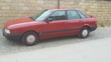 audi 80 1 8 quattro - Azərbaycan: Audi 80 1.8 l. 1992 | 756312 km