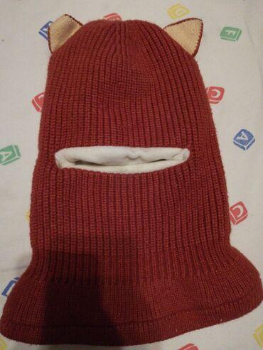 одежда для беременных в Кыргызстан: Продаю новую детскую зимнюю шапку