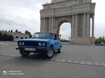 Avtomobillər - Gəncə: VAZ (LADA) 2106 1.5 l. 1984 | 120000 km