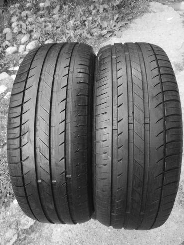 Felne - Srbija: 205 55 R16 Michelin. Prodajem dve polovne letnje auto gume dimenzije