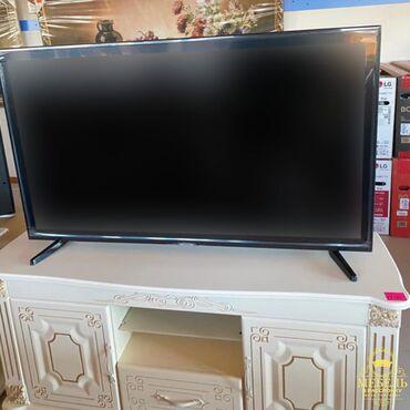 телевизор самсунг 54 см в Кыргызстан: Интернет менен 82 1мер 110метир130 бардык размер бар дастафка