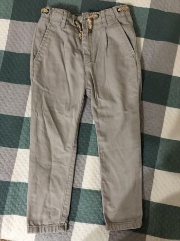 Детские брюки, Zara, почти новые одевали пару раз, быстро стали малы