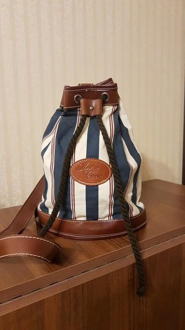 Сумка-рюкзак европейского бренда Antico в Бишкек